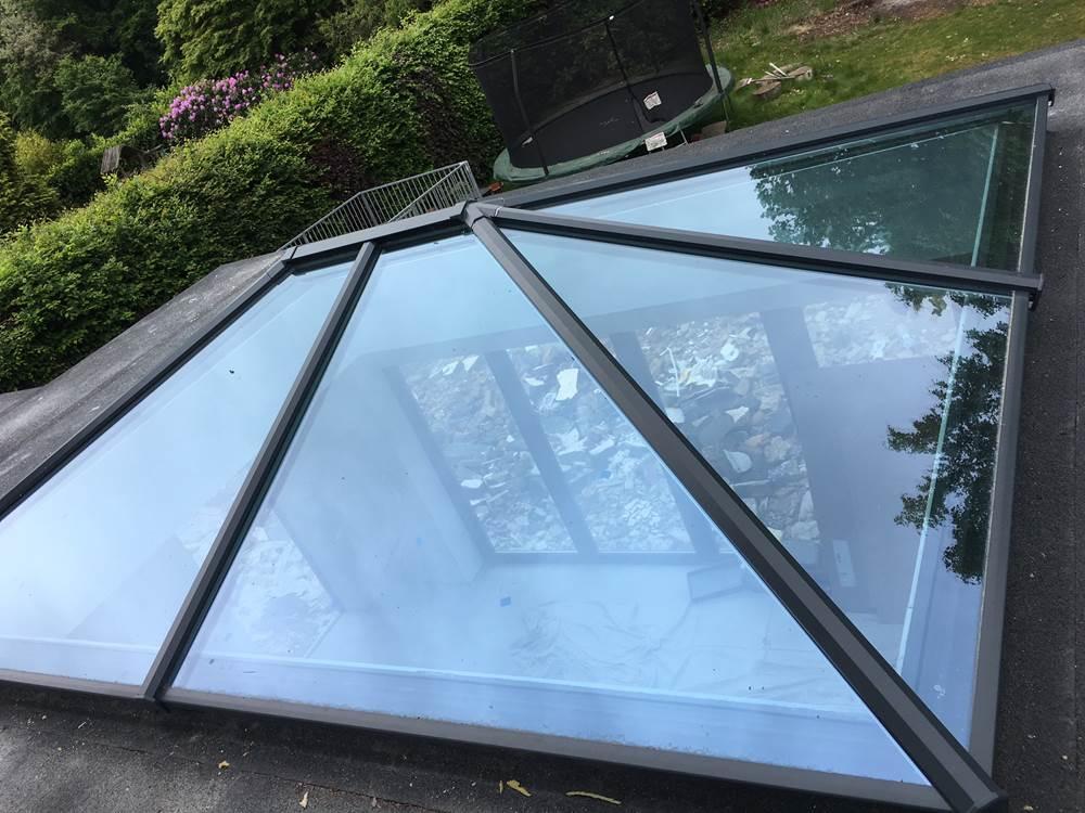 Stratus Aluminium Roof Lantern New Conservatory Roofs