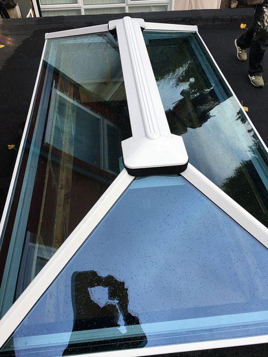 K2 Lantern Roof Install